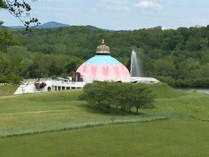 Yogaville LOTUS shrine