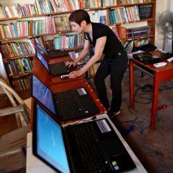 digital literacy at hogar belen